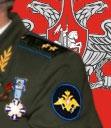 Погоны для Вооружённых сил  МО РФ