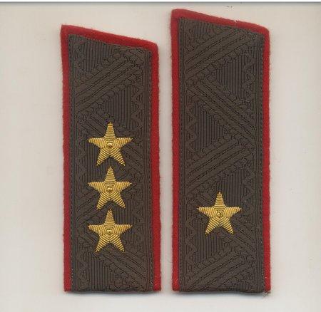 ВС (обще войсковые) Генералы