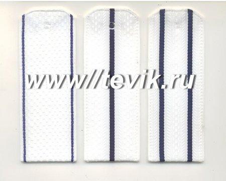 Плгоны ФСБ на белую рубашку.(пластик)