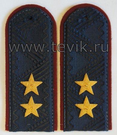Погоны Генерал-Лейтенант ГУФСИН куртка китель
