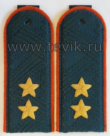 Погоны Генерал-Лейтенант МЧС куртка китель