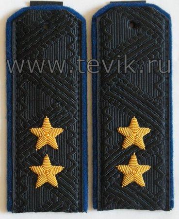 Погоны Генерал-Лейтенант ФСБ/ФСО куртка китель