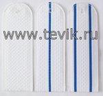 Погоны на белую рубашку (на пластике) картон под заказ